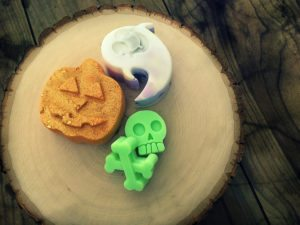 DIY Spooky Spa Treats