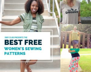 The Best Free Women's PDF Sewing Patterns