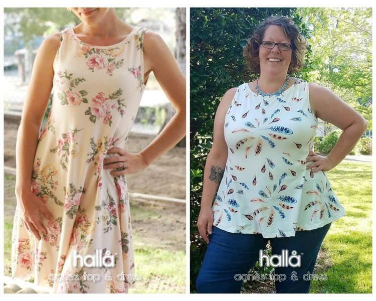 The Best Free Women's PDF Sewing Patterns The DIBY Club Inspiration Halla Patterns