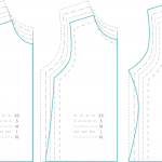 How To Grade Between Sizes In PDF Sewing Patterns