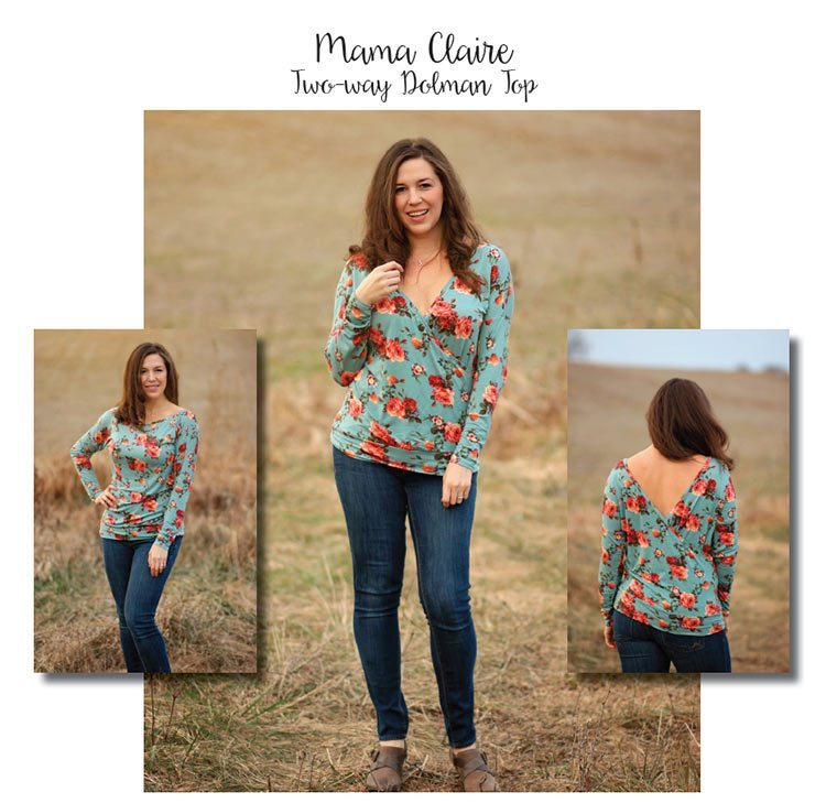 DIBY Boutique: Mama Claire Sew Along - The DIBY Club
