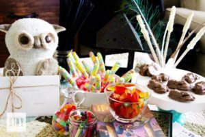The Ultimate DIBY Harry Potter Birthday Party