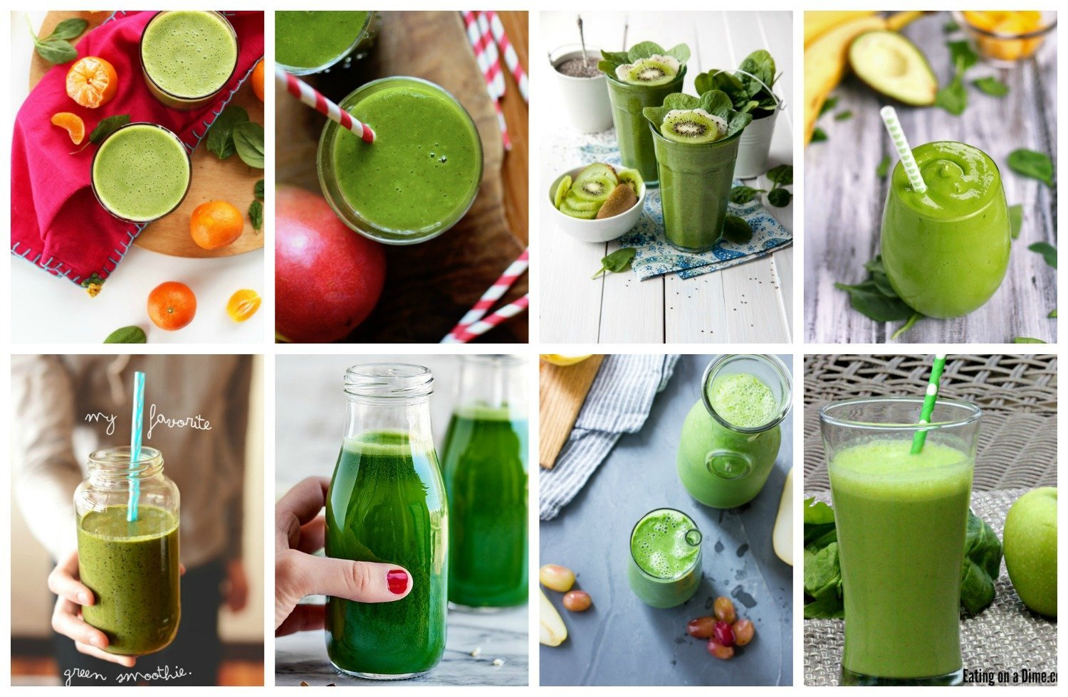 8 Delicious Green Drinks to Jumpstart Your Day with Energy and Nutrition