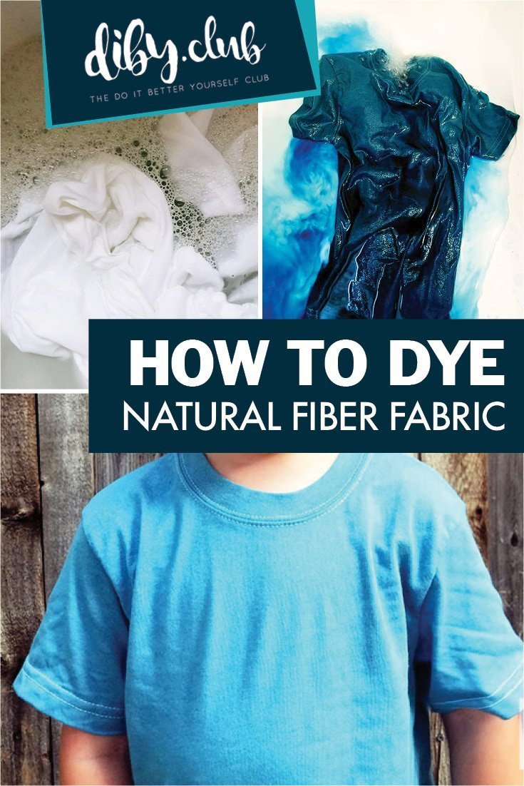 Learn How to Dye Your Own Fabric With This Quick and Easy Vat Dye Technique! Get All the Tips and Tricks From a Pro.
