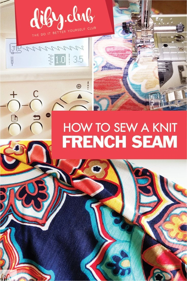 Learn How to Sew a French Seam With This Quick and Easy Step by Step Tutorial!