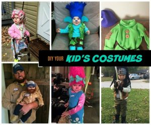 This Mom Made Her Kids' Costumes and We All Died