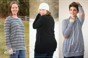 Meet Nora, One Essential Sweater Pattern That Will Make You Love To Sew