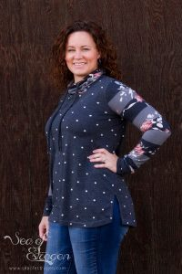 The Nora Women's PDF sewing pattern DIBY