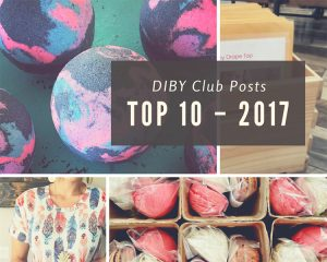 Top 10 DIBY Club Posts for 2017