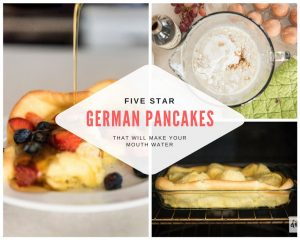The Best German Pancakes Recipe on the Internet!