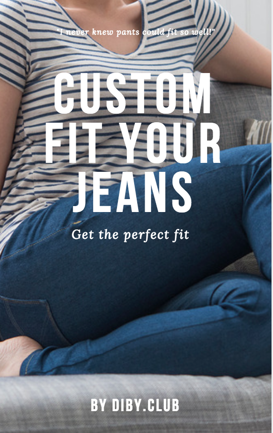 Make Your Own Jeans In 7 Simple Steps The Diby Club