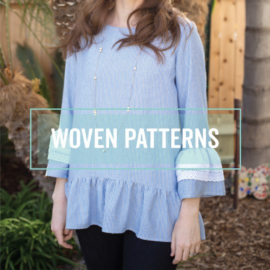 Women's Woven Patterns