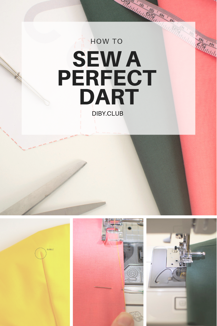 Sew a perfect dart