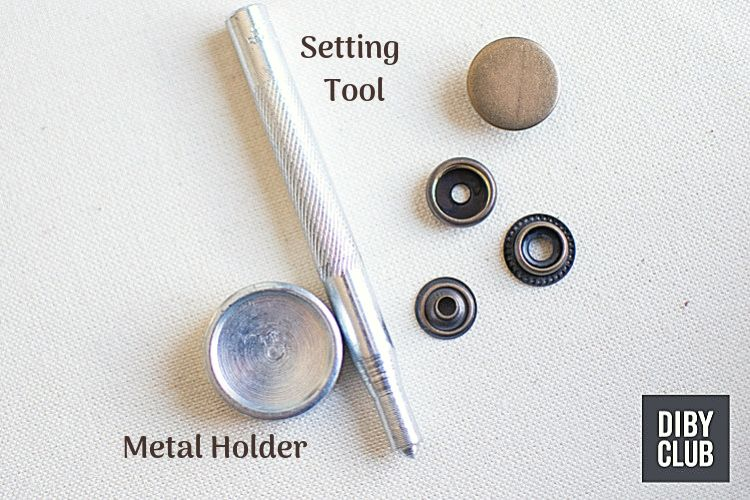 Metal Snap and Tips to Install Them Properly