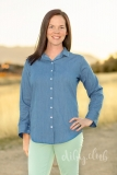 Julianne Women's Button-up PDF Sewing Pattern