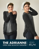 The Adrianne Open Side Sweater Promo Images3