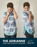 The Adrianne Open Side Sweater Promo Images Boho