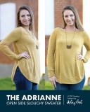The Adrianne Open Side Sweater Promo Images5