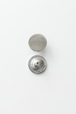 Silver Tack Button