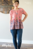 Pink-Ruffle-Claiborne-Top-Sewing-Pattern-Front