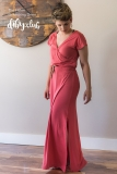 The-Helen-Maxi-Crossover-Top-Drawstring-Dress-Side