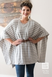 The-Mae-Poncho-Womens-Sewing-Pattern-Stripes-Jessica-Elbows-Up