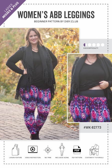 Anything But Basic Leggings Web Cover Photo2