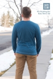 The-Anything-But-Basic-Men's-Tee-Shirt-Sewing-Pattern-Hooley3