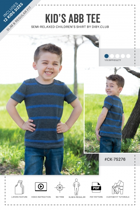 The-Kids-ABB-Tee-PDF-Sewing-Pattern-Cover-Photo